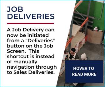 Job Deliveries